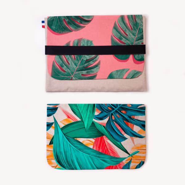 Pochette ordinateur Jungle
