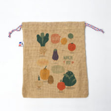 Sac en Jute Fruits #2