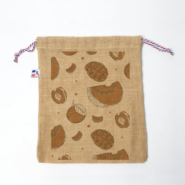 Sac en jute Fruits
