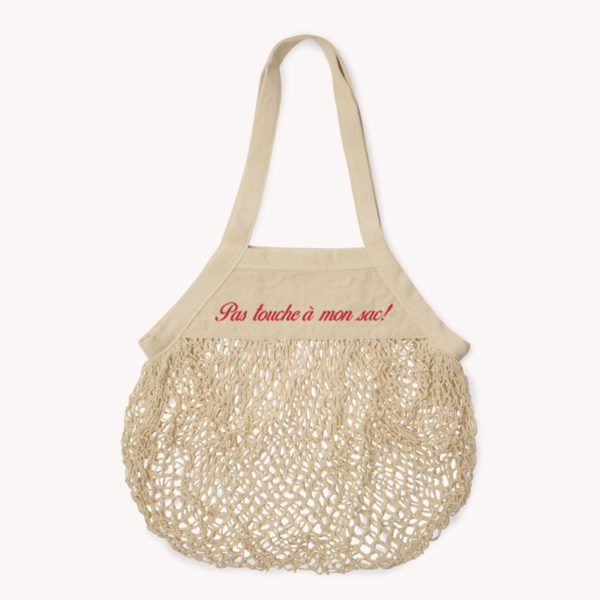 Sac filet Pas touche