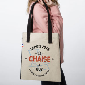 SINCE2016 TOTEBAG 300x300 - Tote Bag tissu LCAG