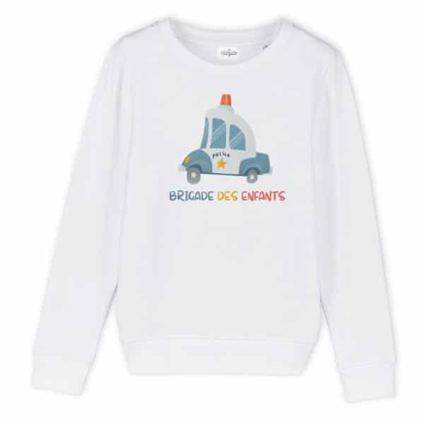 Sweat enfant original Brigade
