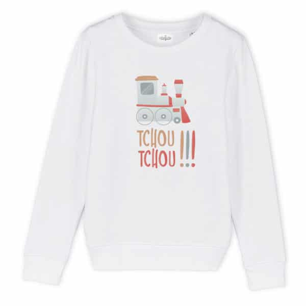 Sweat enfant original Tchou