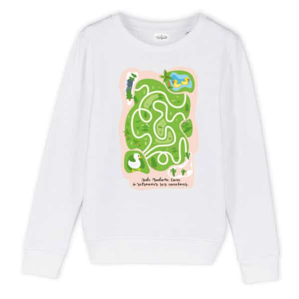 Sweat enfant original Laby